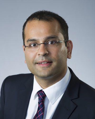 Mr Anish Amin