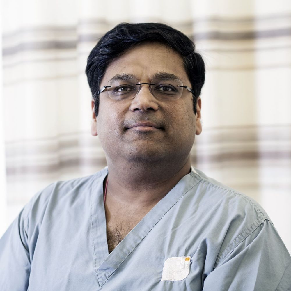 Dr Pankaj Kumar Agarwal