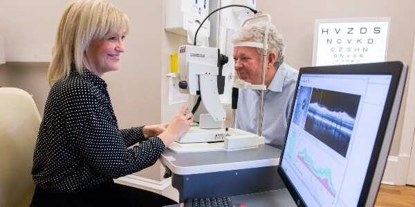 cataract eye surgery checks